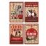 Printable Scrapbooking Vintage Circus Embellishments