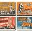 Printable Scrapbooking Vintage Circus Embellishments #3