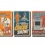 Printable Scrapbooking Vintage Circus Embellishments #5